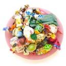В данной категории представлены различные виды конфет отечественного и импортного производства.