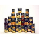 В данной категории представлены консервированные фрукты и ягоды отечественного и импортного производства.