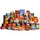 В данной категории представлены консервированные фрукты, овощи, а также рыбные консервы отечественного и импортного производства.