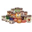 В данной категории представлены мясные консервы отечественного и импортного производства.