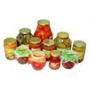 В данной категории представлены консервированные овощи отечественного и импортного производства.