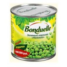 """Горошек зеленый """"Бондюэль"""" (400 г)"""