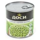 """Горошек зеленый """"Доси"""" (400 г)"""