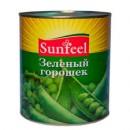 """Горошек зеленый """"Sunfeel"""" (4,25 кг)"""