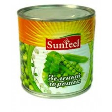 """Горошек зеленый """"Sunfeel"""" (425 г)"""