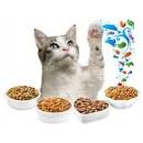 В данной категории представлены корма для кошек отечественного и импортного производства.