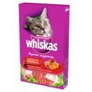 """Корм для кошек """"Whiskas"""" подушечки говядина ягненок кролик (11 х 350 г)"""