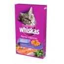 """Корм для кошек """"Whiskas"""" подушечки лосось тунец креветки (11 х 350 г)"""