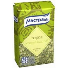 """Горох зеленый колотый """"Мистраль"""" (500 г)"""