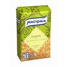 """Горох желтый колотый """"Мистраль"""" (500 г)"""
