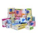 В данной категории представлена туалетная бумага и салфетки различных ценовых категорий отечественного и импортного производства.