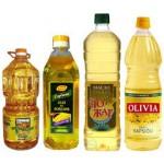 Подсолнечное, кукурузное и соевое масло