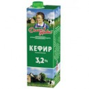 """Кефир """"Домик в деревне"""" 3,2% (1 л)"""