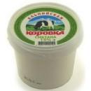 """Сметанный продукт """"Альпийская коровка"""" 15% (5 кг)"""