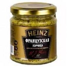 """Горчица французская """"Heinz"""" (180 г)"""