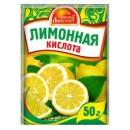 Лимонная кислота (50 г)