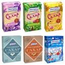В данной категории представлены различные виды сахара (песок, рафинад, кусковой, тростиниковый и пр.) отечественного и импортного производства.