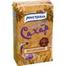 """Сахар кусковой тростниковый коричневый """"Мистраль"""" (500 г)"""
