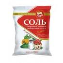 Соль мелкая йодированная (1 кг)