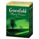 """Чай """"Greenfield"""" Flying Dragon зеленый (100 пак.)"""