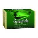 """Чай """"Greenfield"""" Flying Dragon зеленый (25 пак.)"""