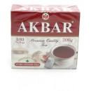 "Чай ""Akbar"" черный (100 пак.)"
