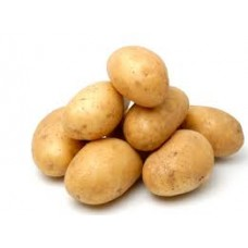 Картофель белый мытый (1 кг)