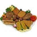 В данной категории представлены замороженные полуфабрикаты (пельмени, котлеты, пицца, блинчики и т.п.) отечественного и импортного производства.