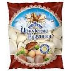 """Вареники """"Иркутские"""" с картофелем и грибами (400 г)"""